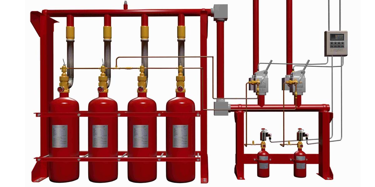 你知道要如何安装气体灭火系统吗